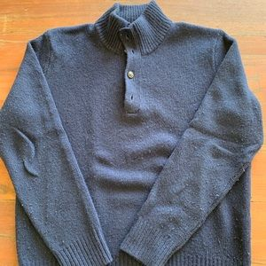 🌟FINAL SALE🌟 Ralph Lauren Mock Turtleneck Merino